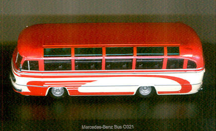 Schuco Mercedes Benz MB O 321