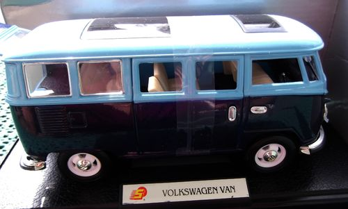 MAGOMORA VW-Bus VAN 3-er-Pack