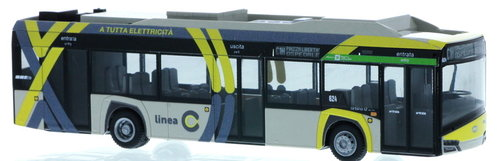 "Rietze Solaris Urbino 12'14 electric ""ATB Bergamo"" (IT)"