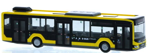 "Rietze MAN Lion's City 12 '18 ""ÖBB Postbus"" -Landbus Unterland- (AT)"